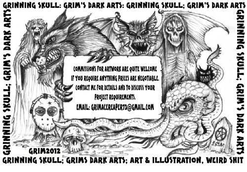 Art commissions available